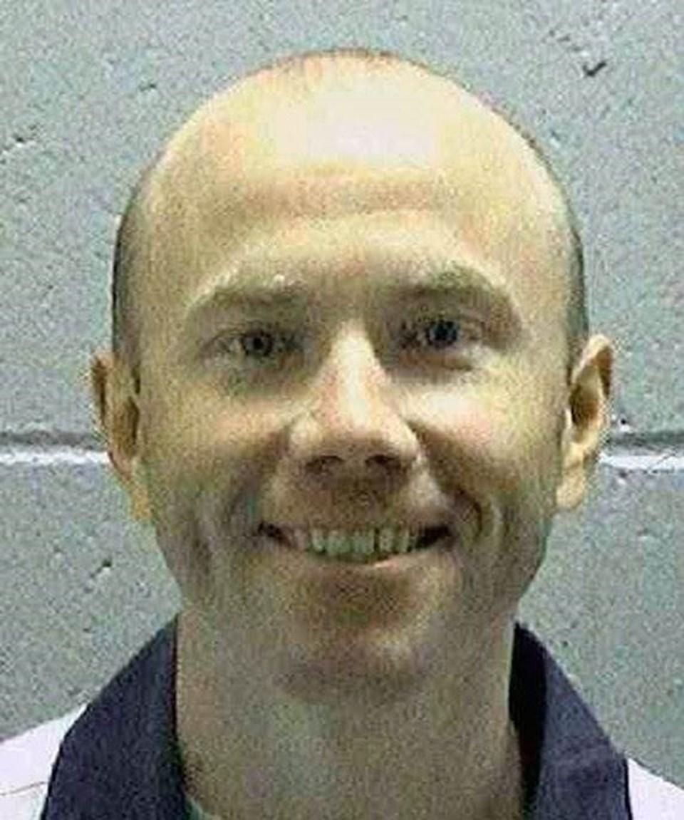 37 yaşındaki Lucas ilaç enjekte edilerek idam edildi.