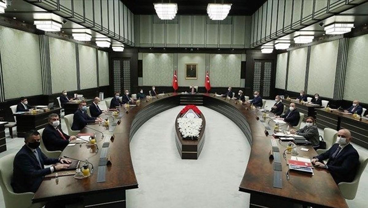 Kabine toplantısı ne zaman yapılacak? Kısıtlamalar gevşetilecek mi?