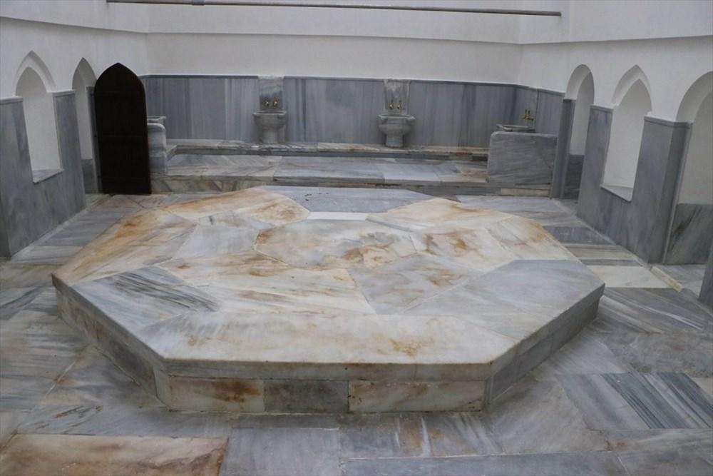 Tekirdağ'da restorasyonu tamamlanan Osmanlı'dan kalma tarihi Yalı Hamamı kapılarını yeniden açacak - 6