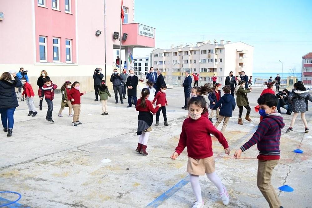 Türkiye'nin kontrollü normalleşme dönemi: Yüz yüze eğitim başladı - 20