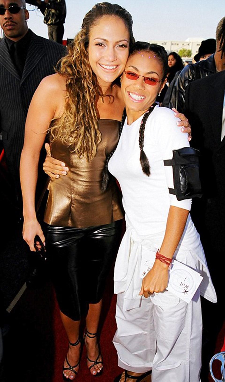 Jennifer Lopez ve Jada Pinkett Smith