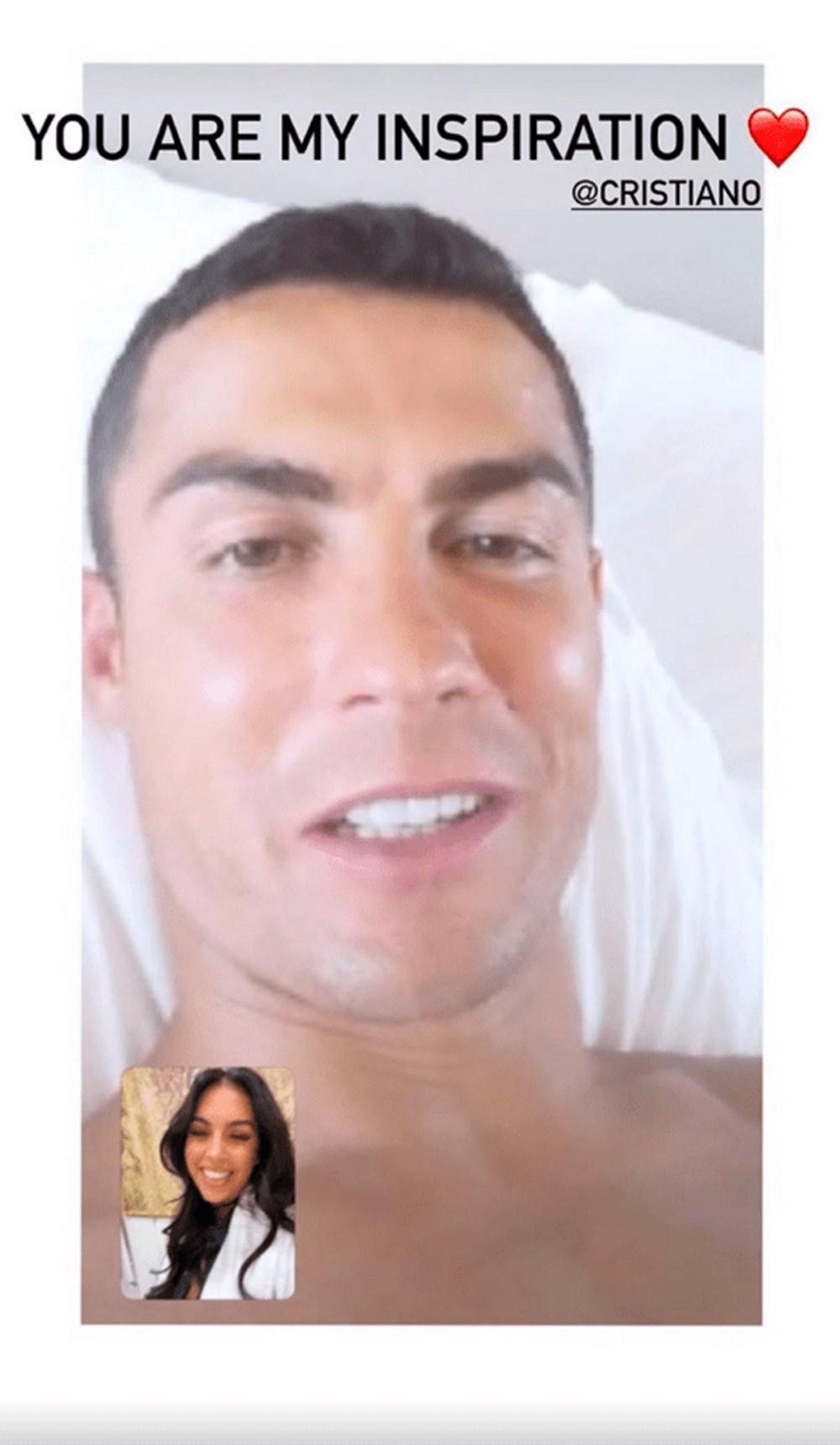 Cristiano Ronaldo'nun karantina günlüğü - 2