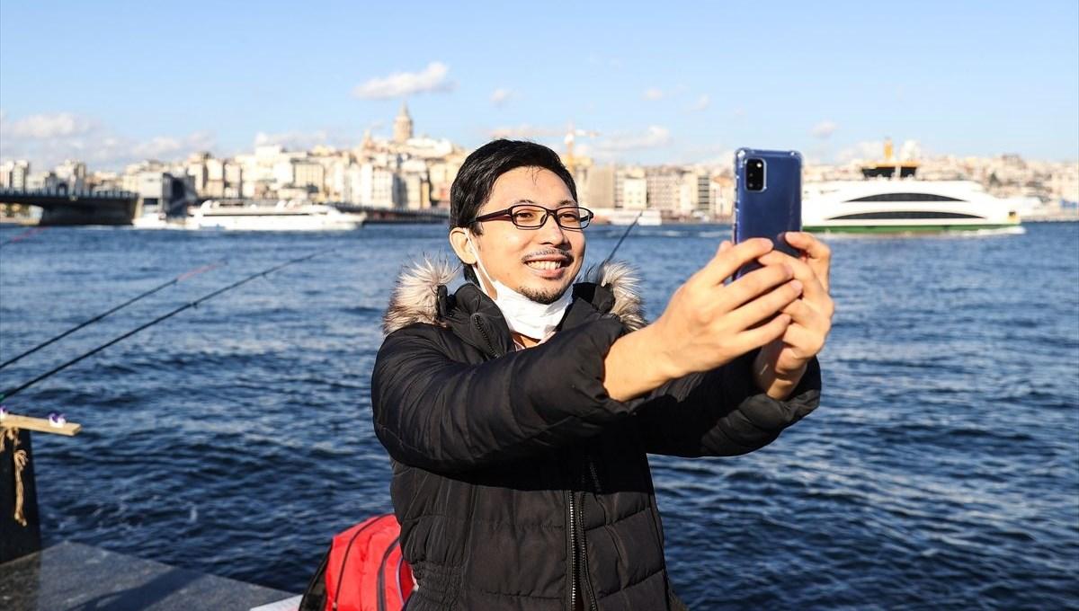 3 yıldır İstanbul'da yaşayan Japon Youtuber Enomoto, Türkiye'nin gönüllü turizm elçisi oldu