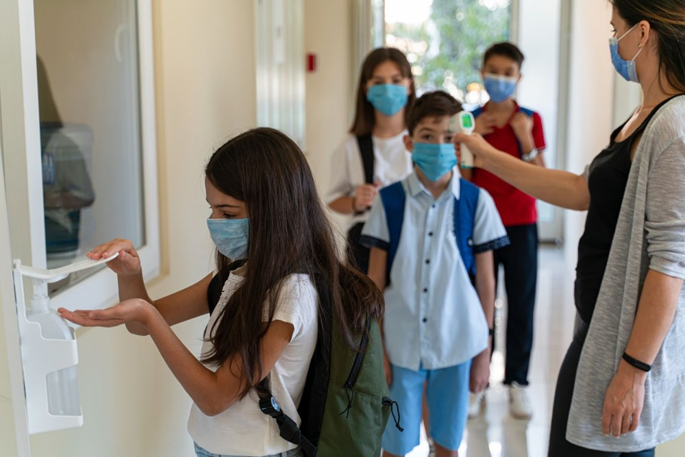 Satu dari setiap 10 anak yang terinfeksi virus Corona menderita Covid dalam jangka panjang - 3