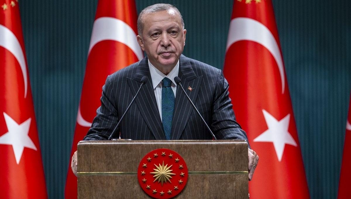 Cumhurbaşkanı Erdoğan: Karadeniz'deki doğalgaz keşfi büyük bir kaynağın habercisi