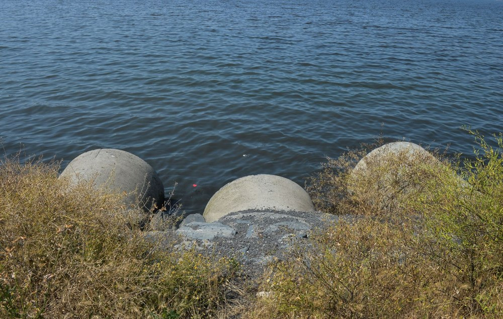 Küçükçekmece Gölü'nde atık iddiası - 4