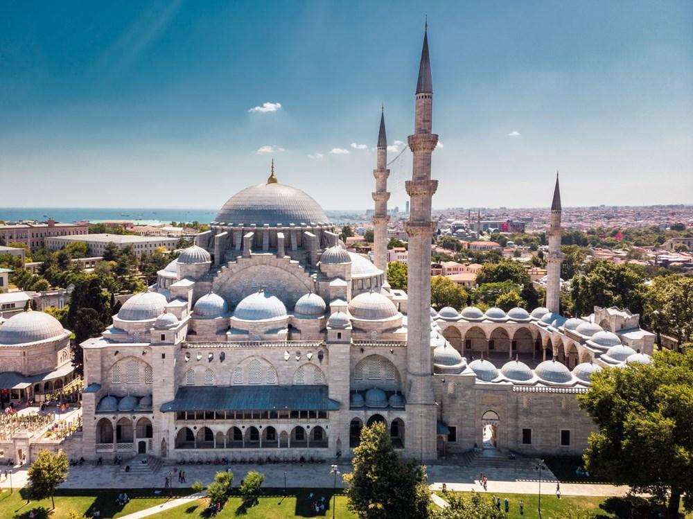 Bir devrin güç simgesi Süleymaniye Camii hakkında bilmeniz gerekenler | NTV