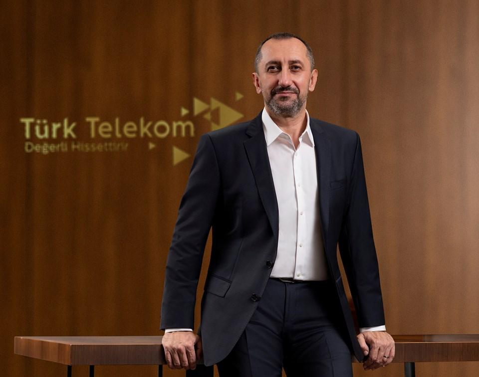Türk Telekom CEO'su Ümit Önal