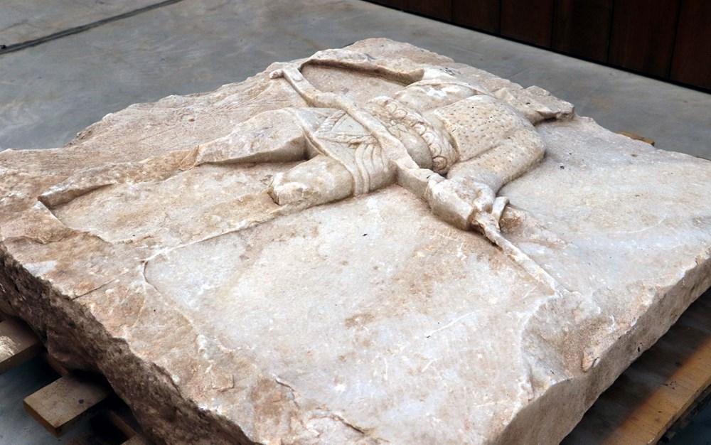 2 bin yıllık gladyatör rölyefinin sırrı çözüldü - 6