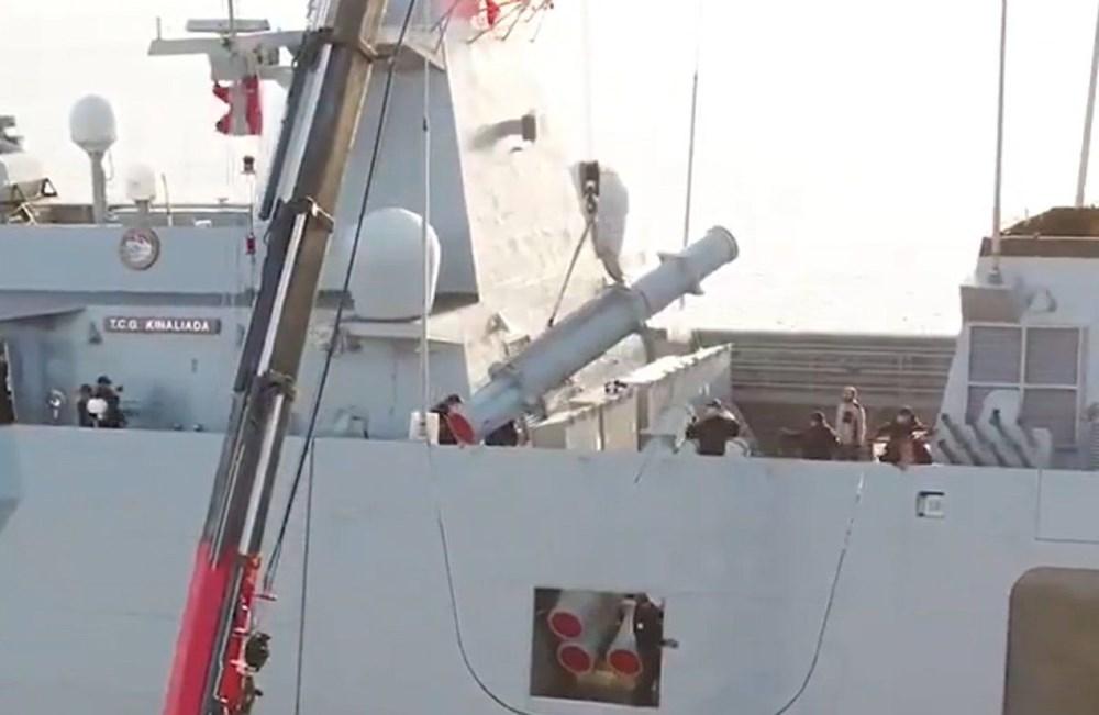 Türkiye'nin insansız deniz aracı sürüsü göreve hazırlanıyor (Türkiye'nin yeni nesil yerli silahları) - 47