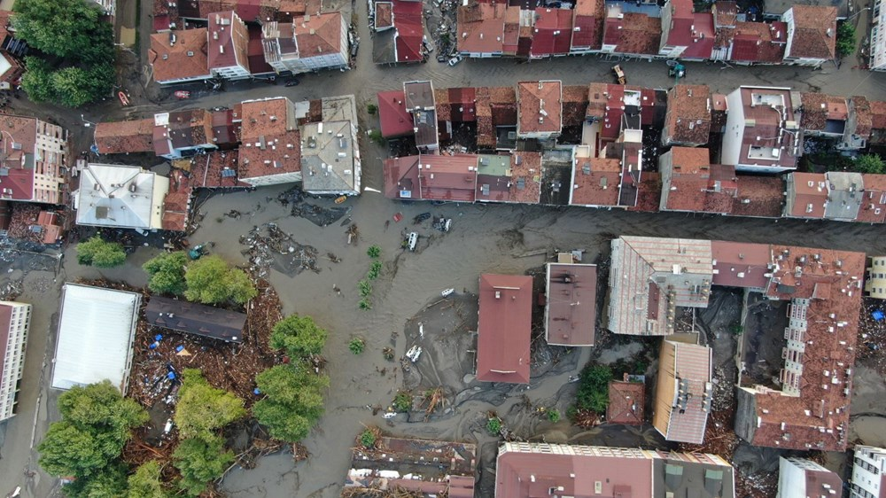 Batı Karadeniz'de sel: Can kaybı 27'ye yükseldi - 7