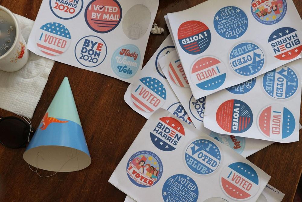 ABD'de seçim sonuçları iki eyaletin ardından belli olacak: Hangi eyalette kim kazandı? - 2