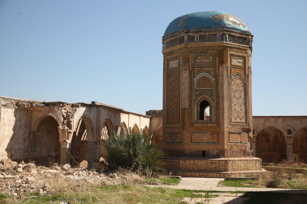 Tarihi Kerkük Kalesi yıkılmanın eşiğinde - 3