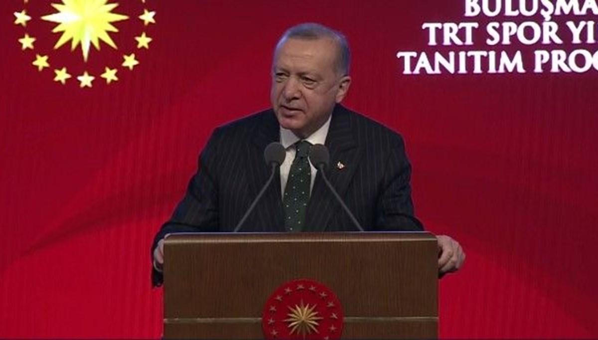 Cumhurbaşkanı Erdoğan: İsrail'in zulmüne alkış mı tutayım?