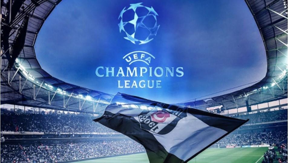 Şampiyonlar Ligi'ndegruplar belli oldu (Beşiktaş'ın Şampiyonlar Ligi'ndeki rakipleri belli oldu)