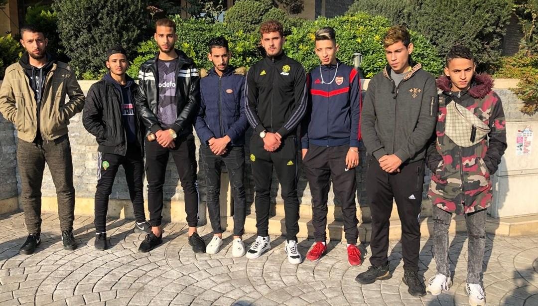 26 futbolcu İstanbul'da dolandırıldı