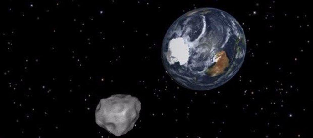 """""""Felaket"""" Dünya'yı teğet geçti (Bilim dünyası saatler sonra fark etti) - 2"""