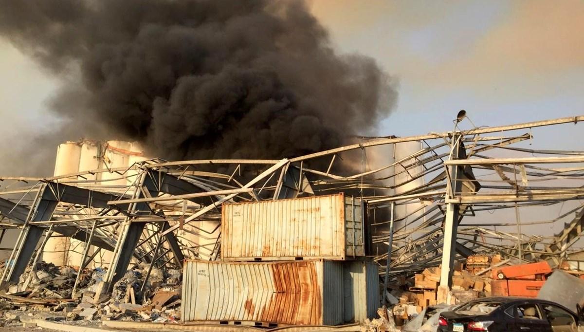 Beyrut Büyükelçisi NTV'de patlama anını anlattı