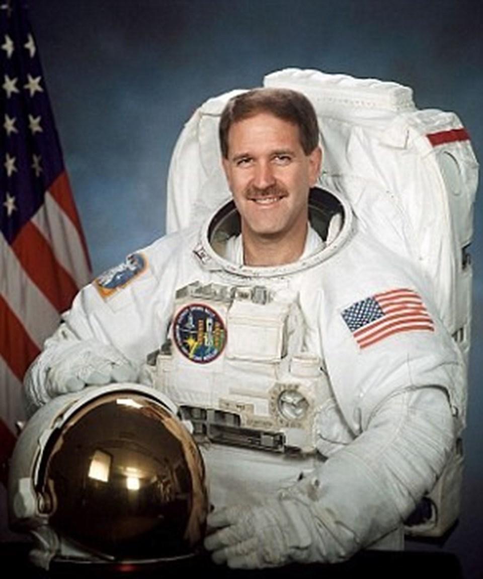 John Grunsfeld,58 gün boyunca uzayda görev yaptı.