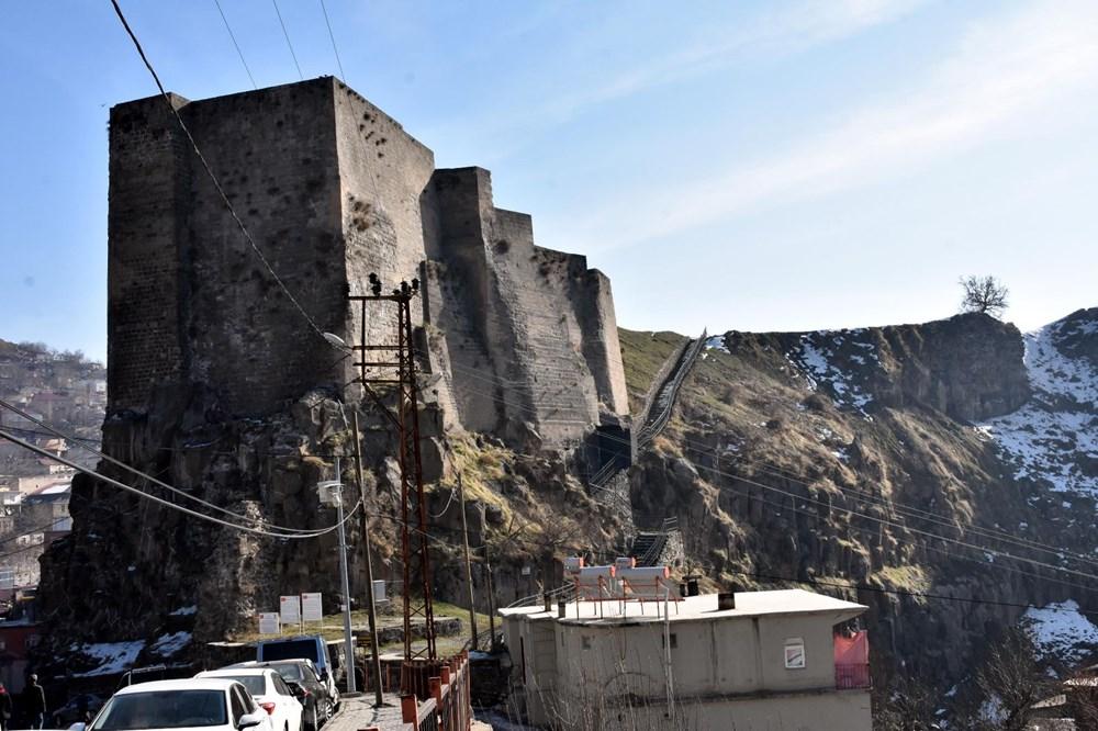 2 yıl önce 9 metre kar tutan Bitlis'te en kurak kış yaşanıyor - 3