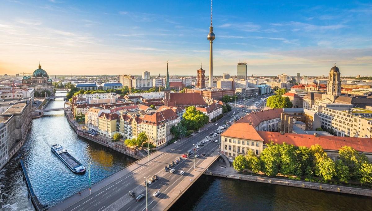Almanya'ya salgında nasıl gidebilirim?
