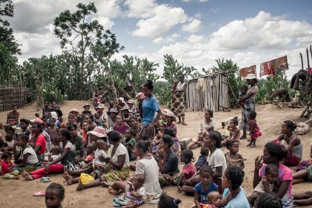Tarihte sadece iklim krizinden kaynaklanan ilk kıtlık Madagaskar'ı kırıp geçiriyor - 6