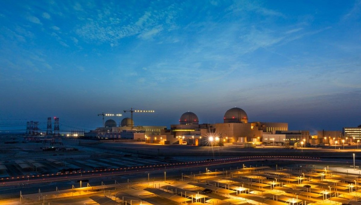 Arap dünyasının ilk nükleer santrali faaliyette