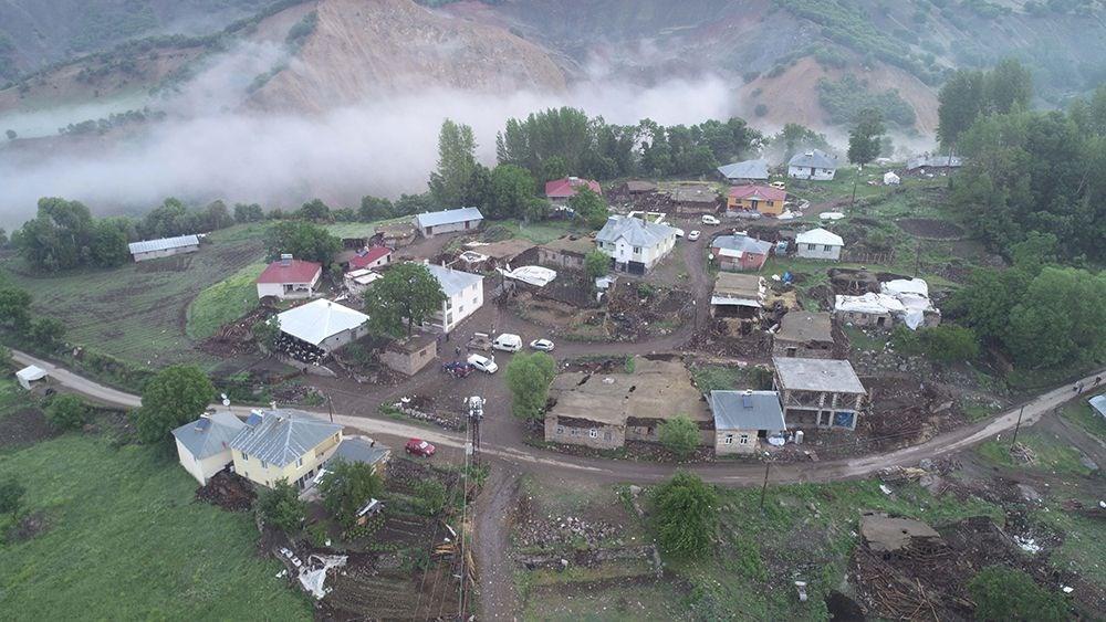 Bingöl'deki depremin boyutu gün ağarınca ortaya çıktı - 8