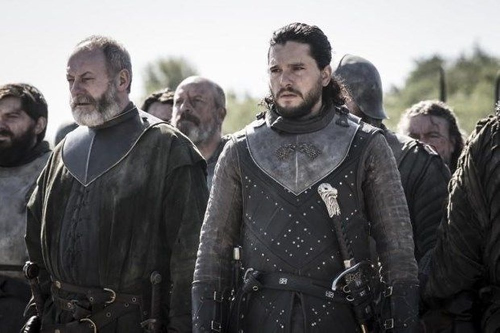 Game of Thrones'un devam dizisinden yeni ayrıntılar - 4