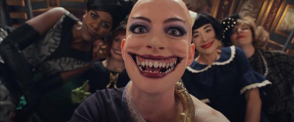Anne Hathaway The Witches'ın kamera arkası görüntülerini paylaştı - 4