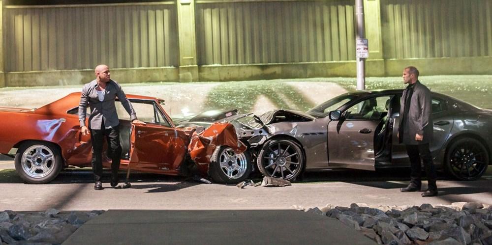 Vin Diesel: Hızlı ve Öfkeli'de arabalar bile seçmeye alınıyor - 4