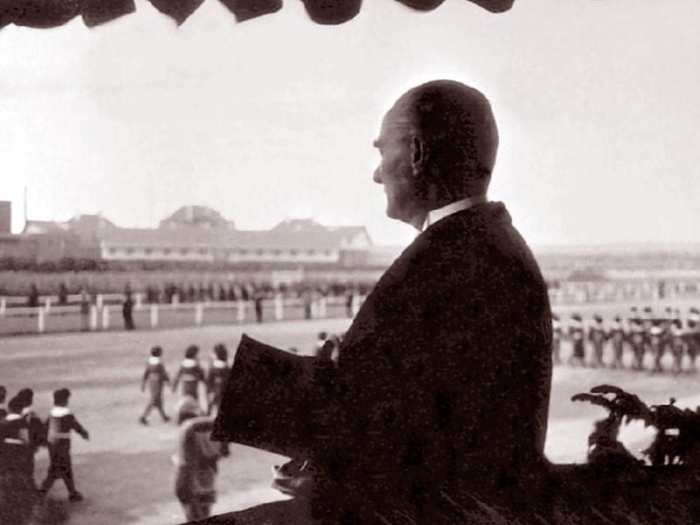 Mustafa Kemal Atatürk'ün ebediyete intikalinin 82. yılı (10 Kasım 1938) - 39