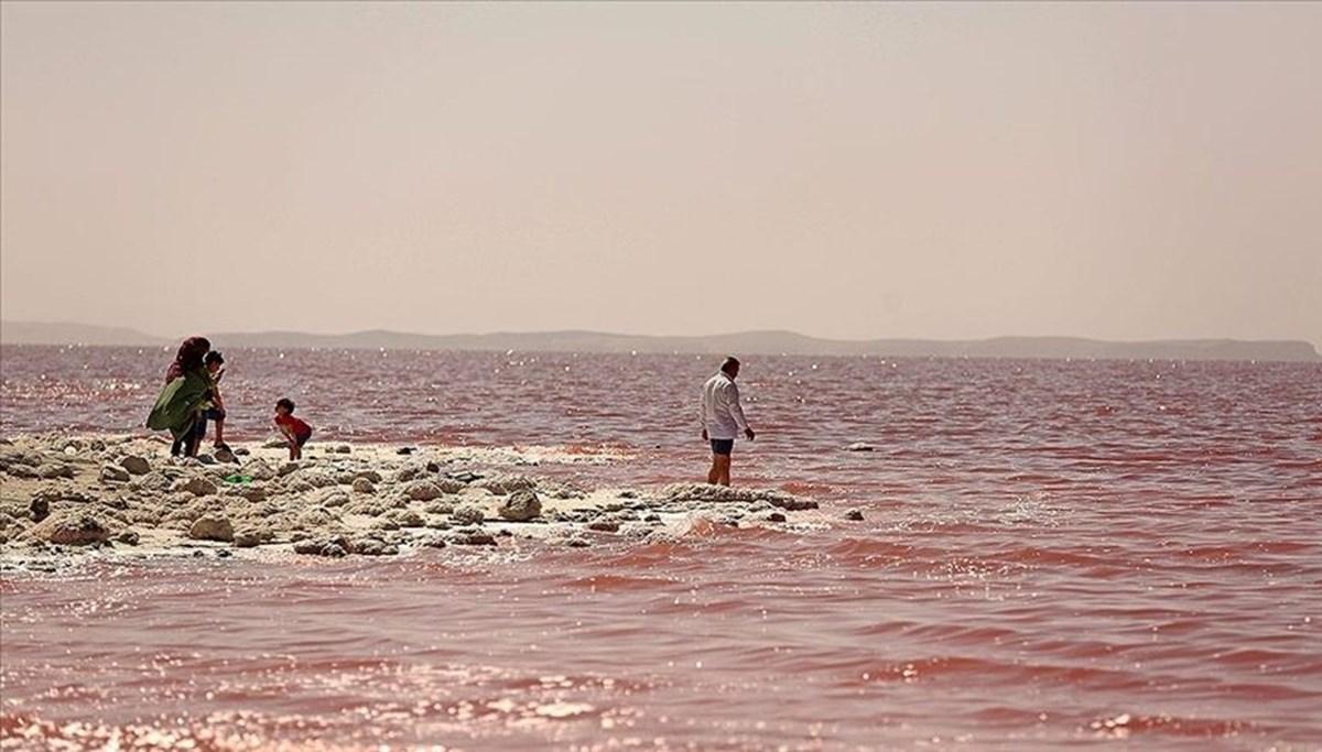 Ortadoğu'nun en büyüğüydü: Urmiye Gölü yok olmak üzere
