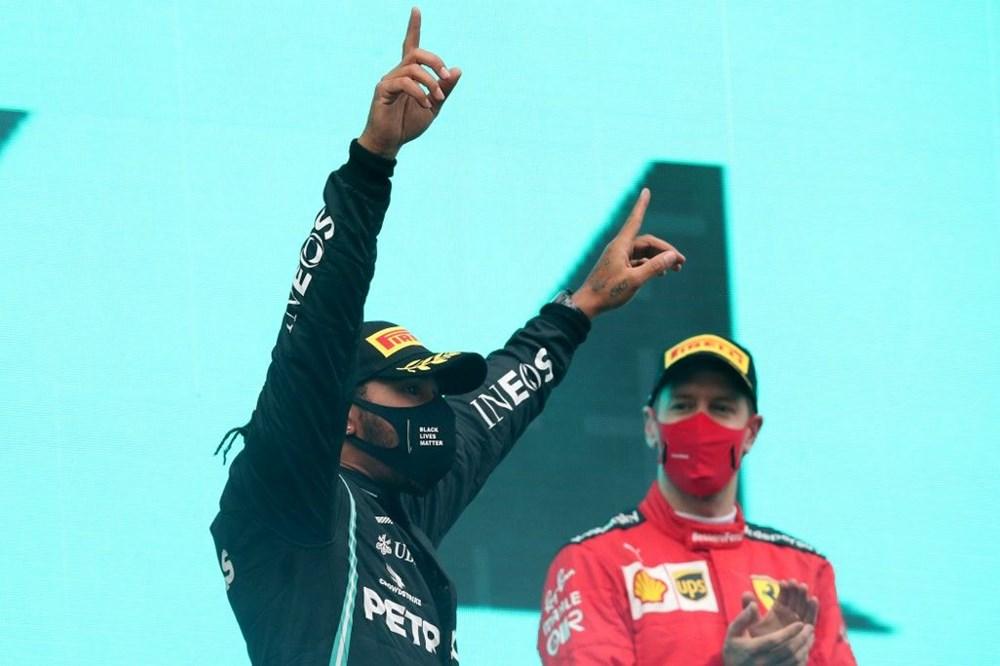 Lewis Hamilton 7. kez dünya şampiyonu - 3