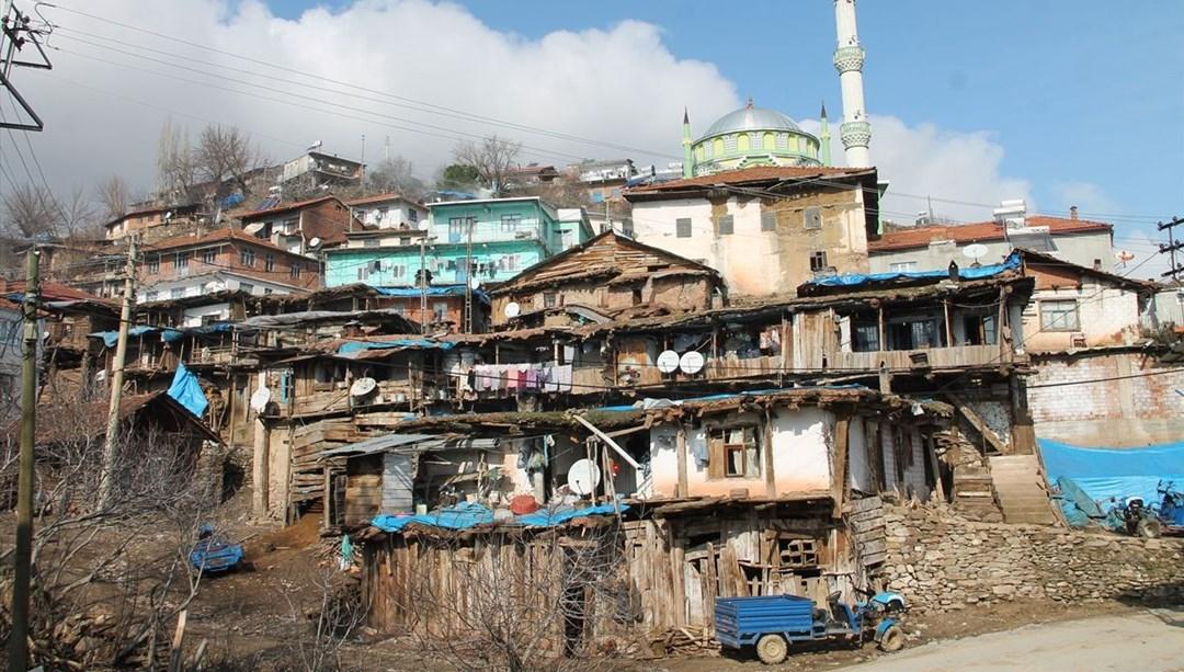 İç içe 35 ev! Burası Nepal değil Manisa