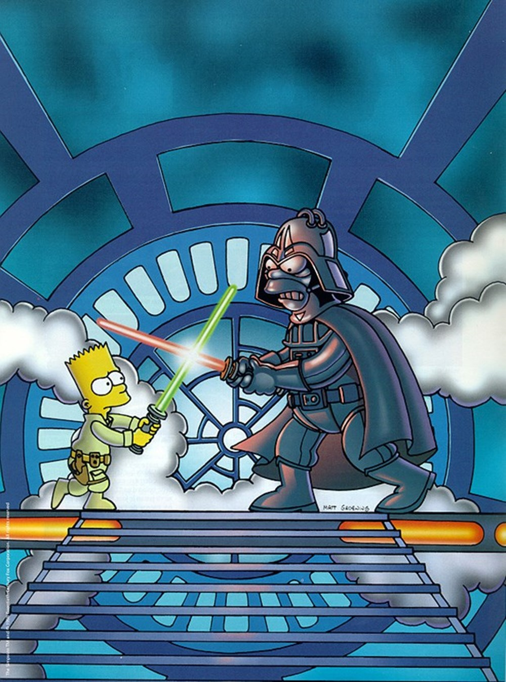 Simpsonlar'ın (The Simpsons) kehaneti yine tuttu: Biden ve Harris'in yemin törenini 20 yıl önceden bildiler - 26
