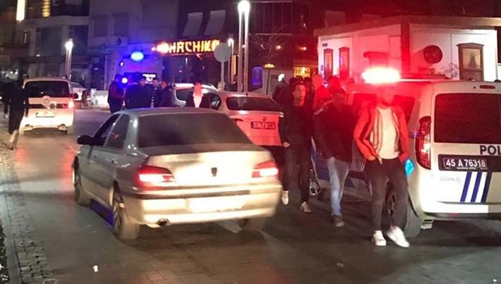 Manisa'da derbi kavgası: 3 yaralı