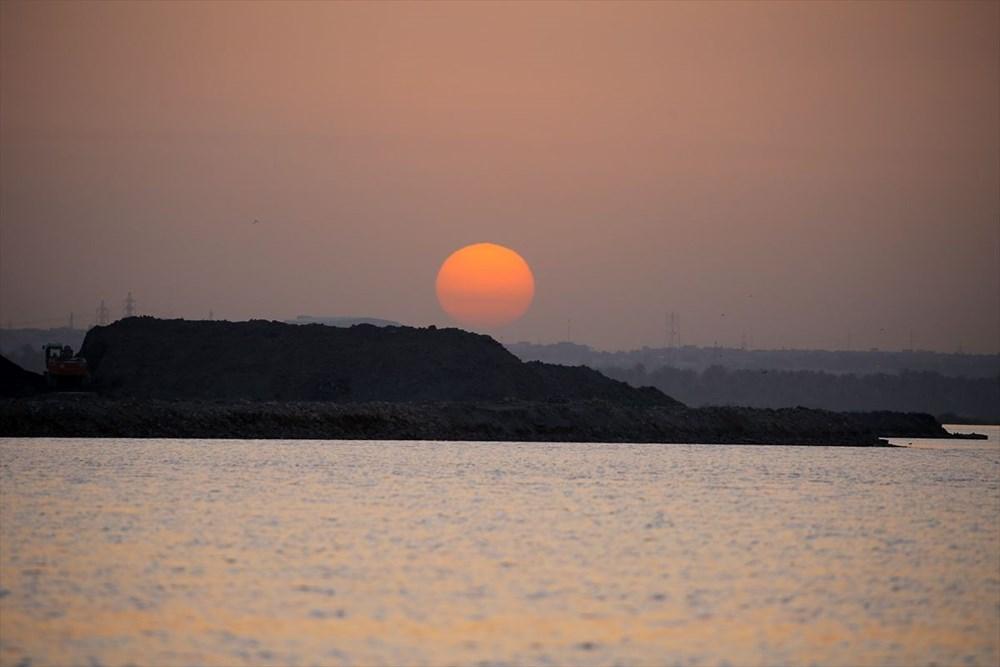 Çölün ortasındaki mucize: Necef Denizi - 44