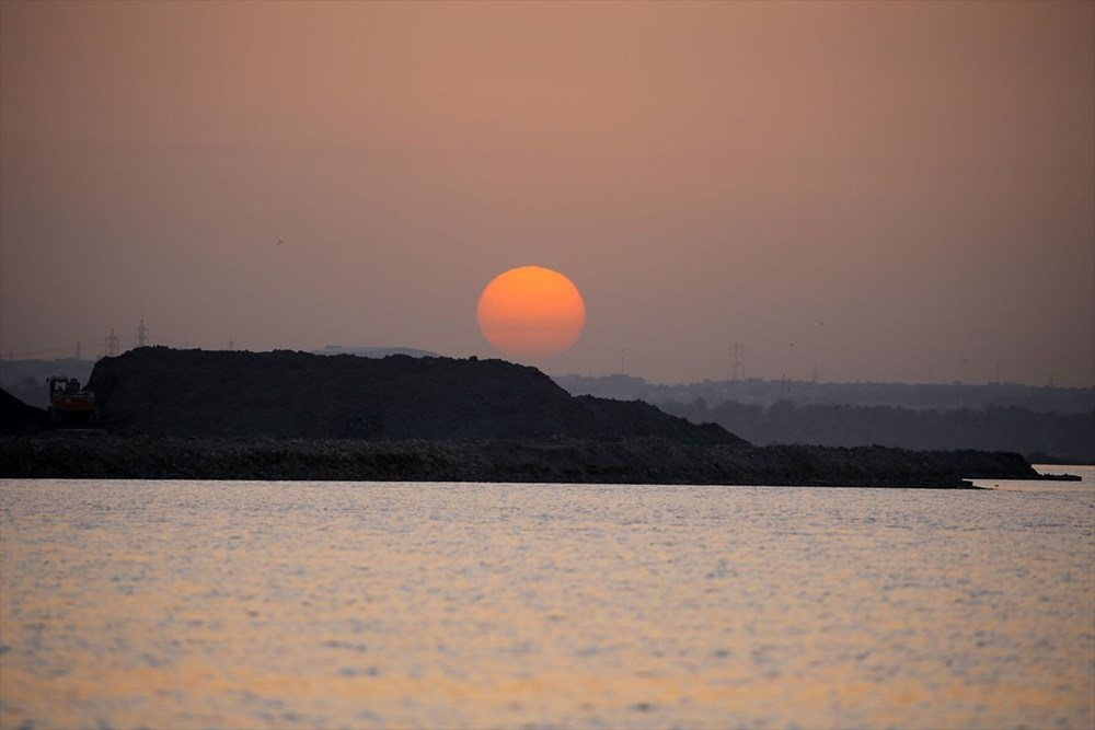 Necef Denizi: Kuraklığın ardından gelen mucize - 44