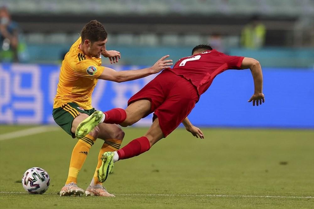 A Milli Takım, ikinci maçında Galler'e yenildi - 2