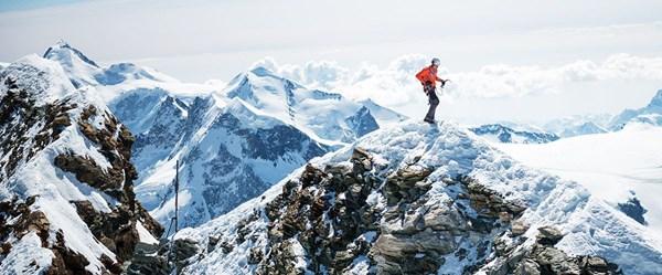 Ölüme meydan okuyan dağcı: Dani Arnold
