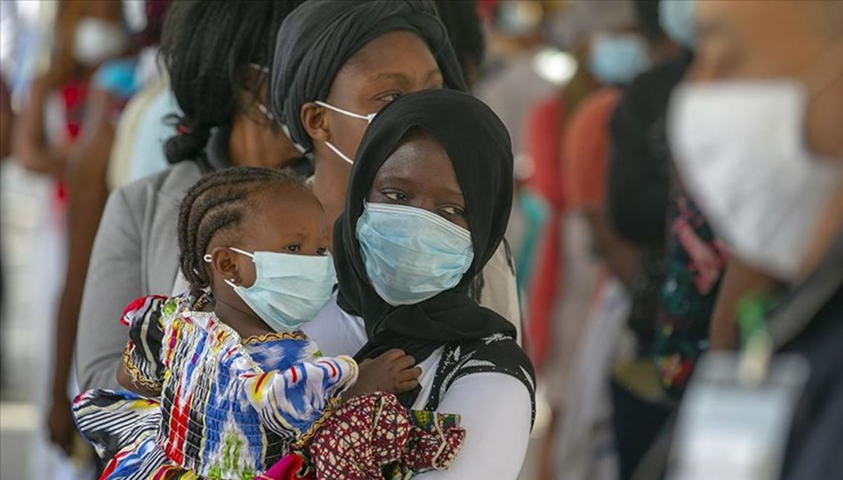 Afrika'da 1,2 milyar kişi risk altında yaşıyor