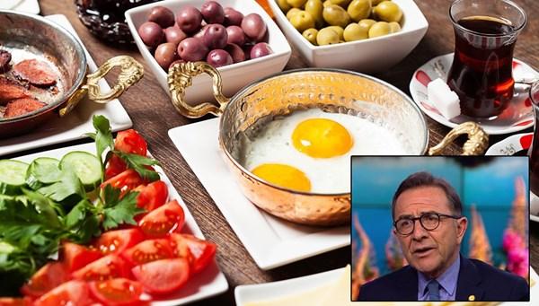 Osman Müftüoğlu: Kahvaltı 1 numaradır