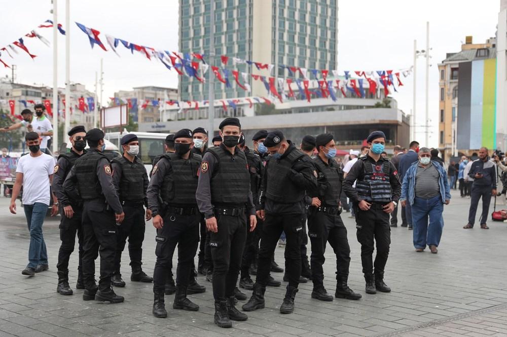Taksim Camii için açılış hazırlıkları: Isparta'dan 25 ton gül suyu - 6