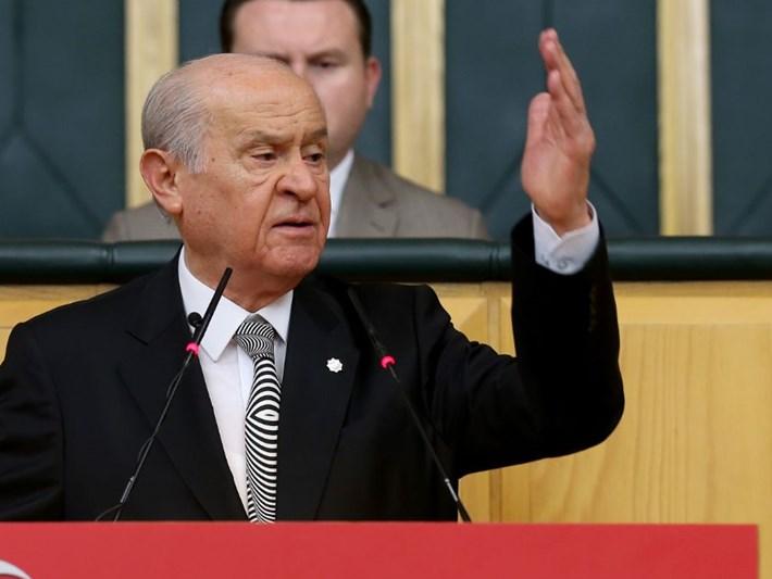 Bahçeli: Bize göre İstanbul ehline emanet edilmemiştir