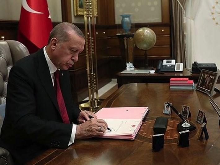 SON DAKİKA HABERİ: Cumhurbaşkanı Erdoğan'dan Ayasofya kararnamesi