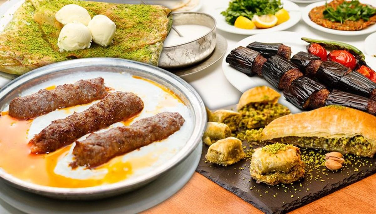 Türkiye'nin gastronomi şehirleri: Eşsiz lezzetleri hem göze hem damağa hitap ediyor