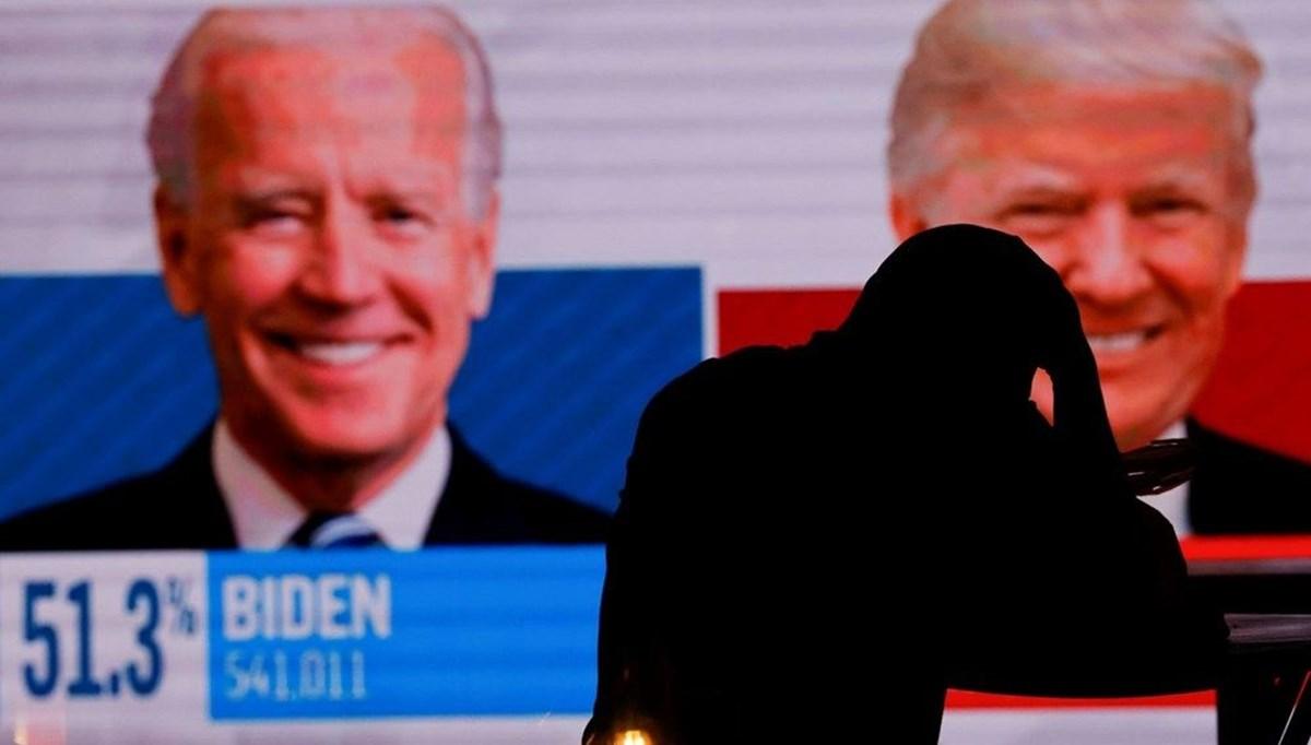 AP: Joe Biden ABD'nin 46. başkanı oldu