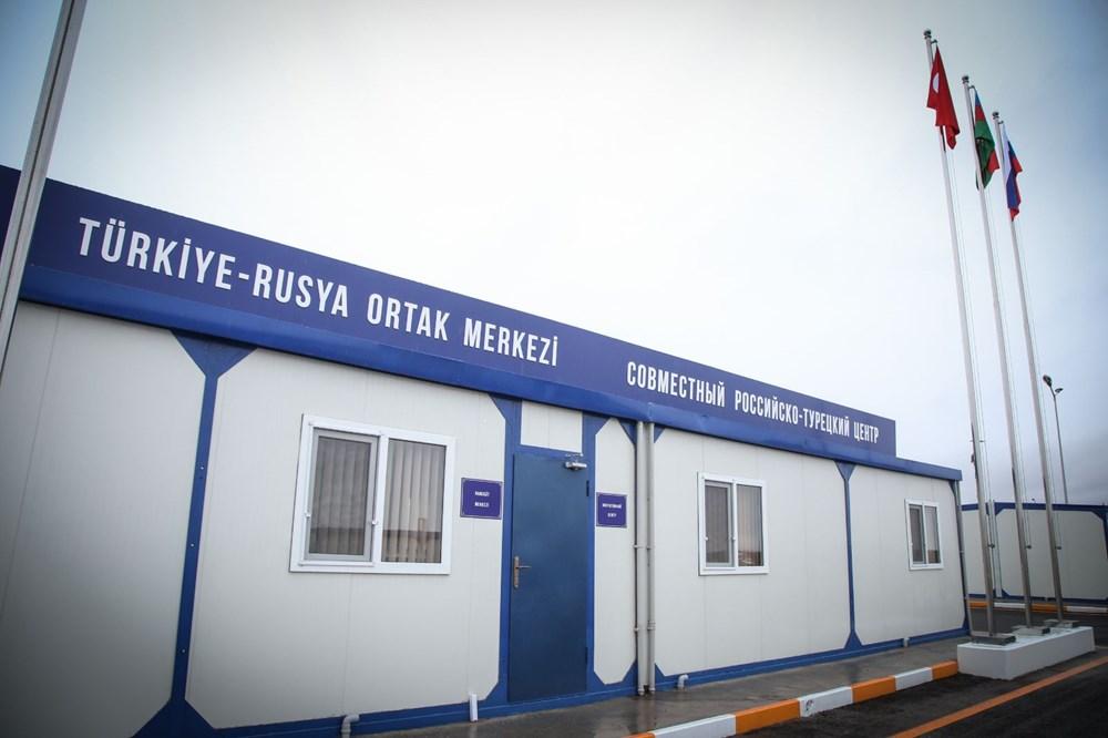 Dağlık Karabağ'da Türk-Rus Ortak Gözlem Merkezi faaliyete başladı - 16