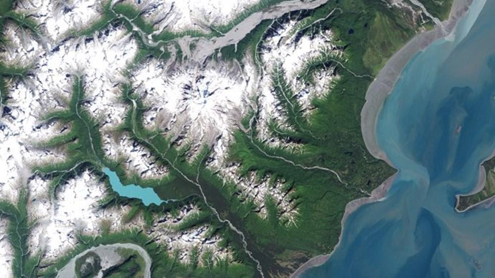 NASA Ankara'dan fotoğraf paylaştı (Astronotların gözünden gezegenimiz) - 22